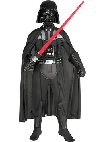 Costume de Dark Vador haut de gamme pour garçon