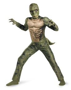 Costume du Lézard The Amazing Spiderman garçon