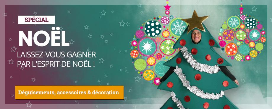 Idées Cadeau de Noël: Déguisements et Accessoires