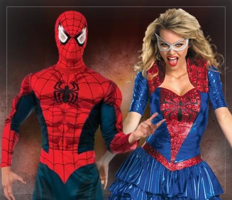 Déguisements Spiderman