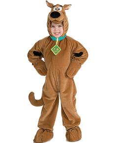 Costume de Scooby-Doo haut de gamme garçon