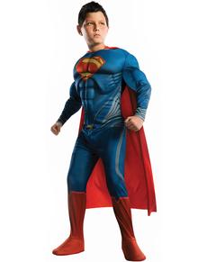 Costume de Superman Man of Steel musclé pour enfants