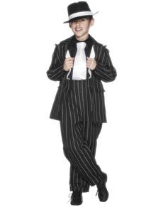 Déguisement de gangster Al Capone pour garçon