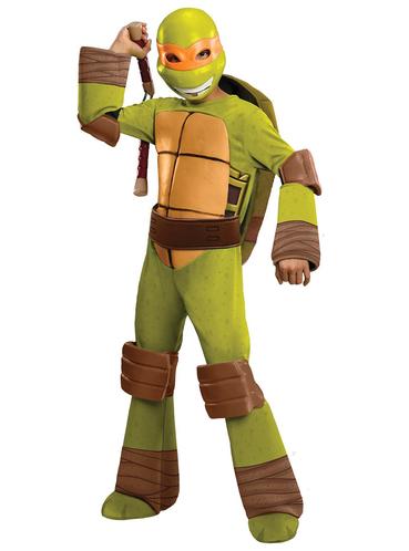 Deguisement tortue ninja michelangelo pour enfant - Michaelangelo tortue ninja ...