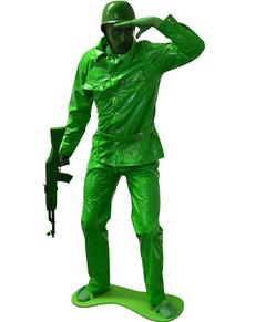 Costume du jouet du petit soldat