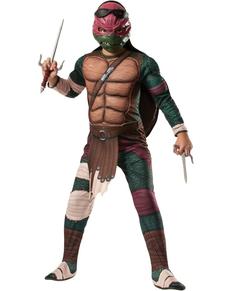 Déguisement Tortues Ninja Movie Raphael musclé pour enfant