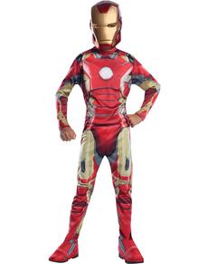 Costume Iron Man Avengers: L'Ère d'Ultron enfant