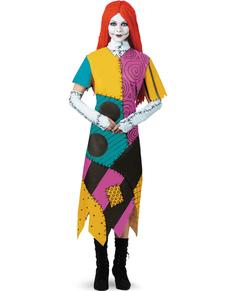 Costume Sally l'Étrange Noël de Mr Jack