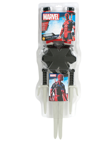 Kit armes Deadpool Marvel