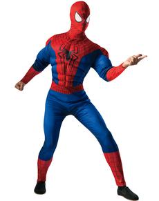 Costume  The Amazing Spiderman 2 deluxe homme