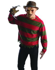 Kit costume Freddy Krueger Les Griffes de la nuit  homme