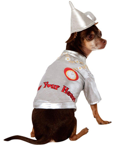 Costume Le Bûcheron de fer Le Magicien d'Oz chien