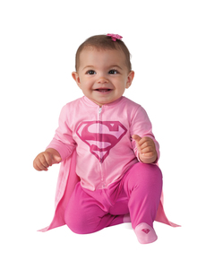Costume Supergirl DC Comics bébé