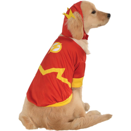Costume Flash DC Comics chien