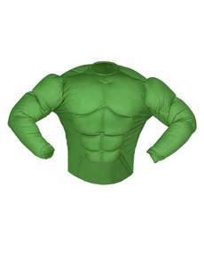 Chemise muscle verte homme