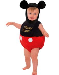 Costume Mickey Mouse avec volume bébé