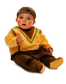 Déguisement indien apache bébé