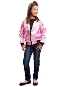 Veste Pink lady 50s fille