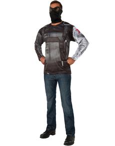 Kit Costume Soldat de l'Hiver Captain America Civil War homme