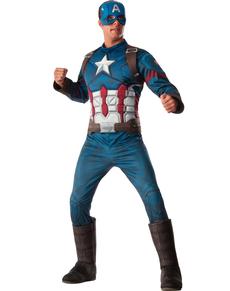 Costume Captain America Civil War deluxe homme