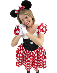 Costume de Minnie Mouse
