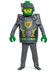 Déguisement Aaron Lego Nexo Knights deluxe enfant