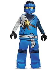 Déguisement Jay Lego prestige enfant