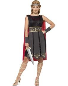 Déguisement lutteur romain femme