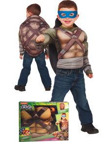 Costume de Tortue Ninja pour garçon (boîte-vitrine)