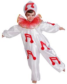 Costume de Pierrot pour garçon