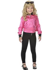 Costume de Pink girl pour fille